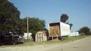 Greenville, OK Hay Truck