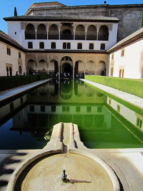 Court of the Myrtles - Granada Alhambra