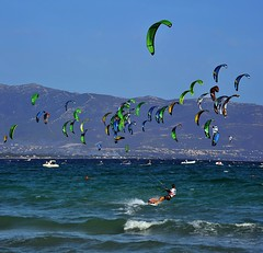 Kiteboard Course Racing Worlds