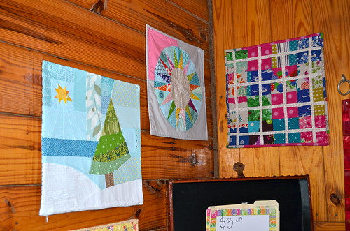 My mini quilts