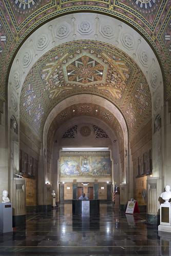 Buffalo City Hall Lobby