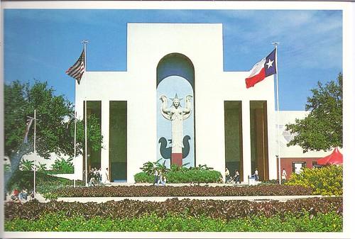 Texas State Fair Centennial Building