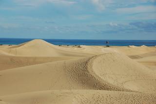 Image of Playa del Inglés near Playa del Ingles. grancanaria spain canaries canaryislands islascanarias kanary hiszpania wyspykanaryjskie