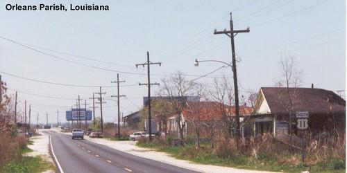 Orleans Parish LA