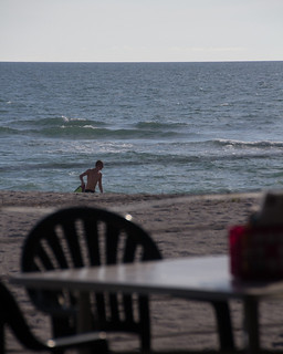 The Beach, Sharky's on the Pier, Venice, FL, Restaurant Review