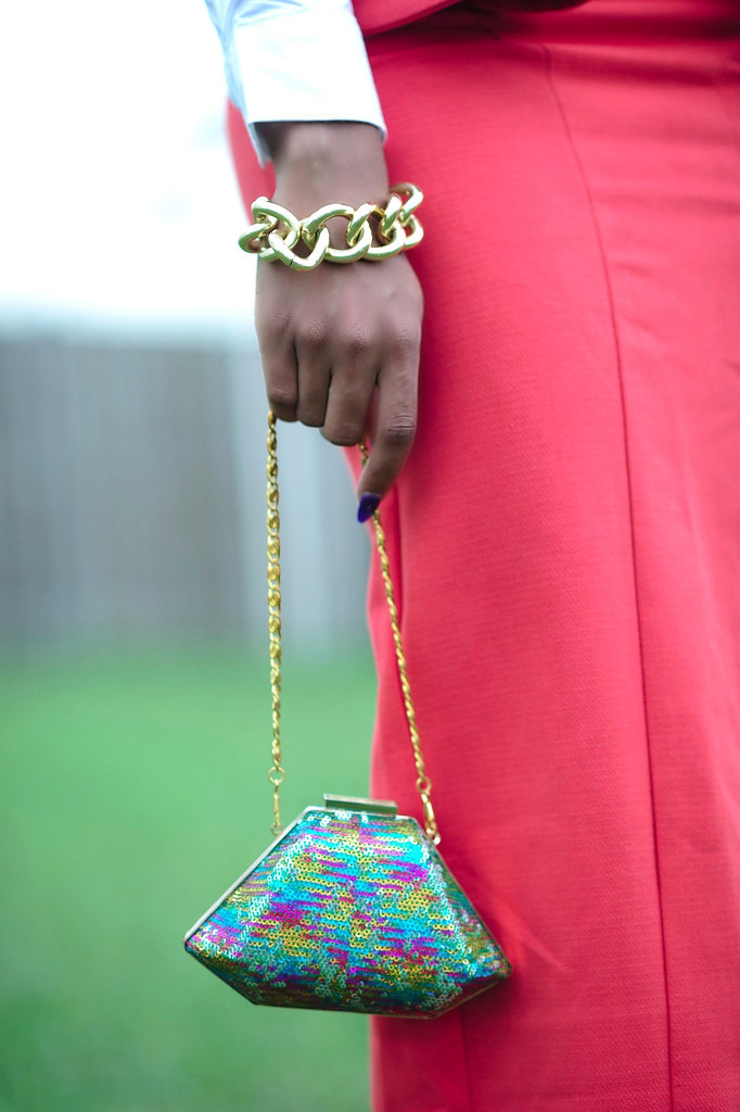 Aquabyaqua with asos clutch by jadore-fashion.com