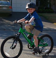 jack riding bike