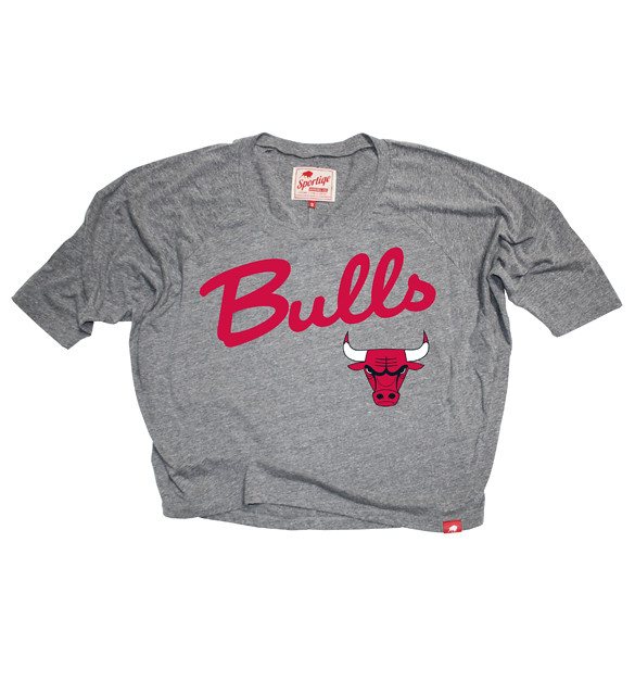 Chicago Bulls Marshall Shirt by Sportiqe Apparel