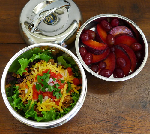 Tacorice Bento Bowl by sherimiya ♥
