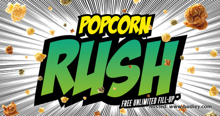 Popcorn Rush At Tea Chansii