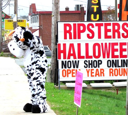 Ripsters Halloween Store