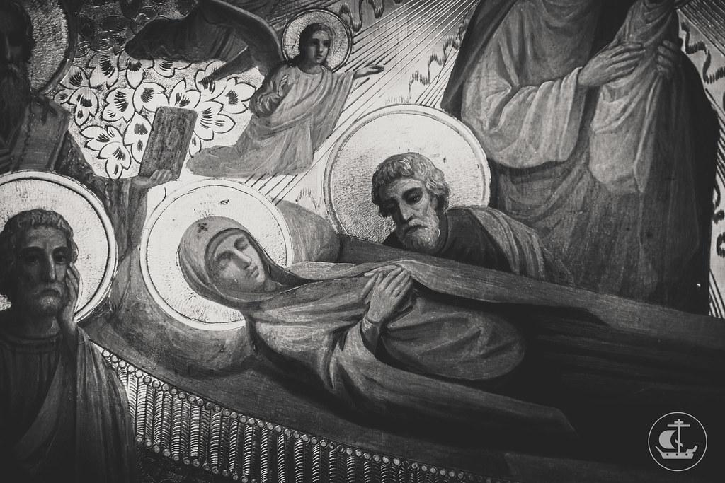 28 августа 2016, Успение Пресвятой Богородицы / 28 August 2016, Dormition of the Mother of God