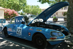 Rally replica - Photo of Carnoules