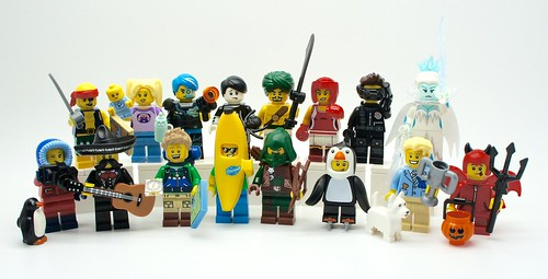 LEGO Collectible Minifigures Series 16