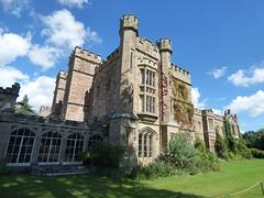 Hampton Court Castle - the castle