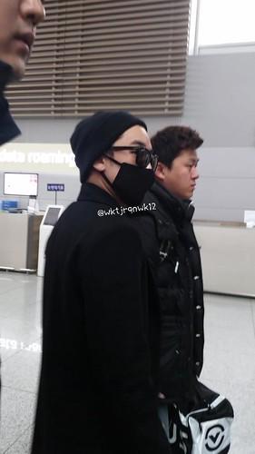 Big Bang - Incheon Airport - 21mar2015 - Seung Ri - wktjrqnwk12 - 07