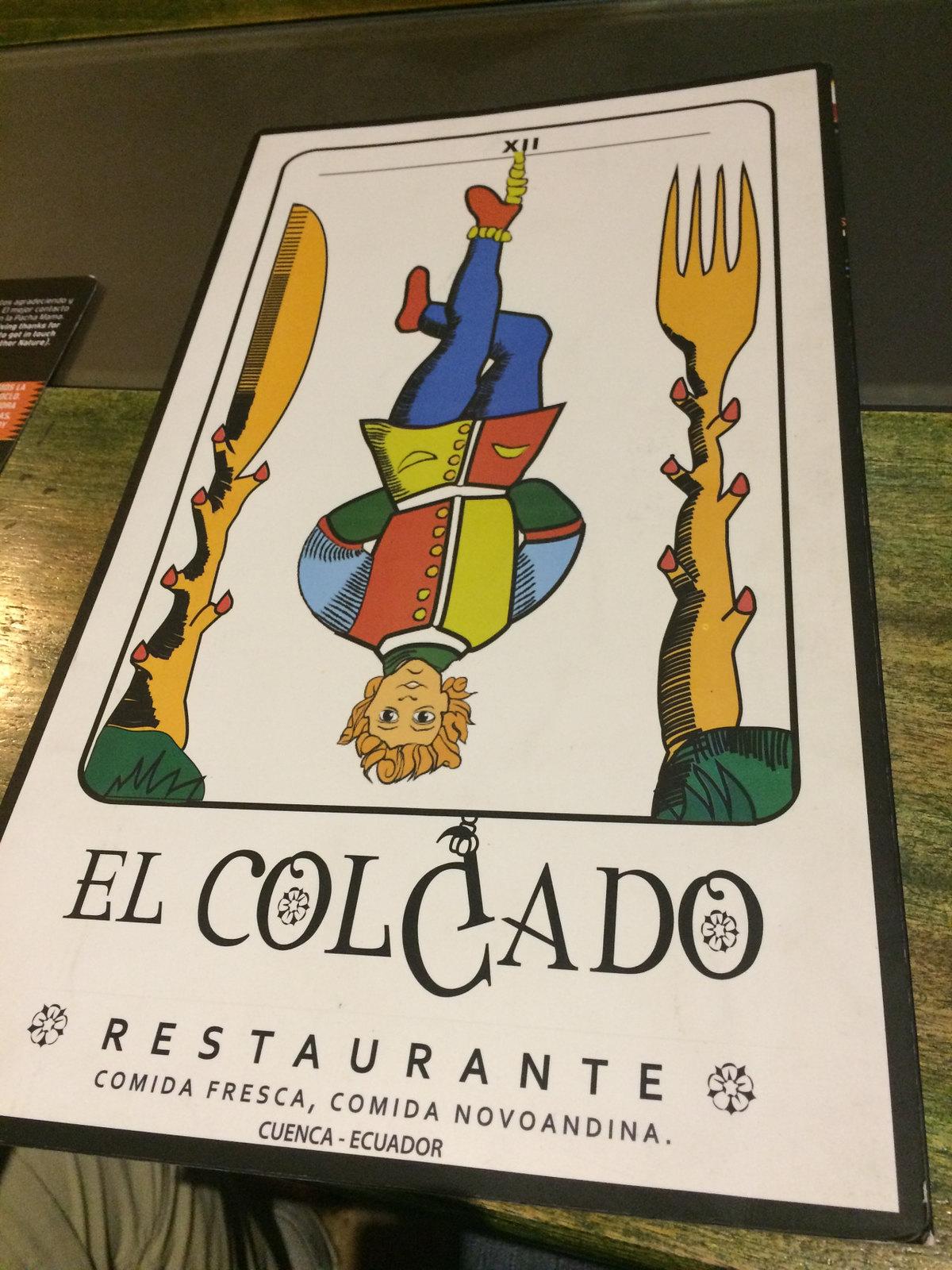 Mistela Tasting at Colgado Restaurant, Cuenca, Ecuador 4