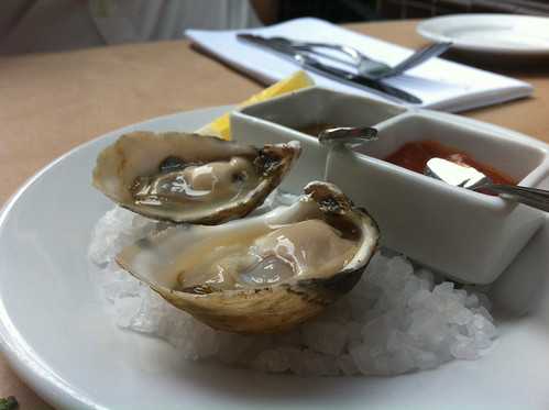 Washington Oysters