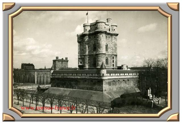 VINCENNES (Seine) _Le Fort et le Donjon -70-150