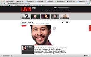 20120828 Lavin Speaker Cesar Harada