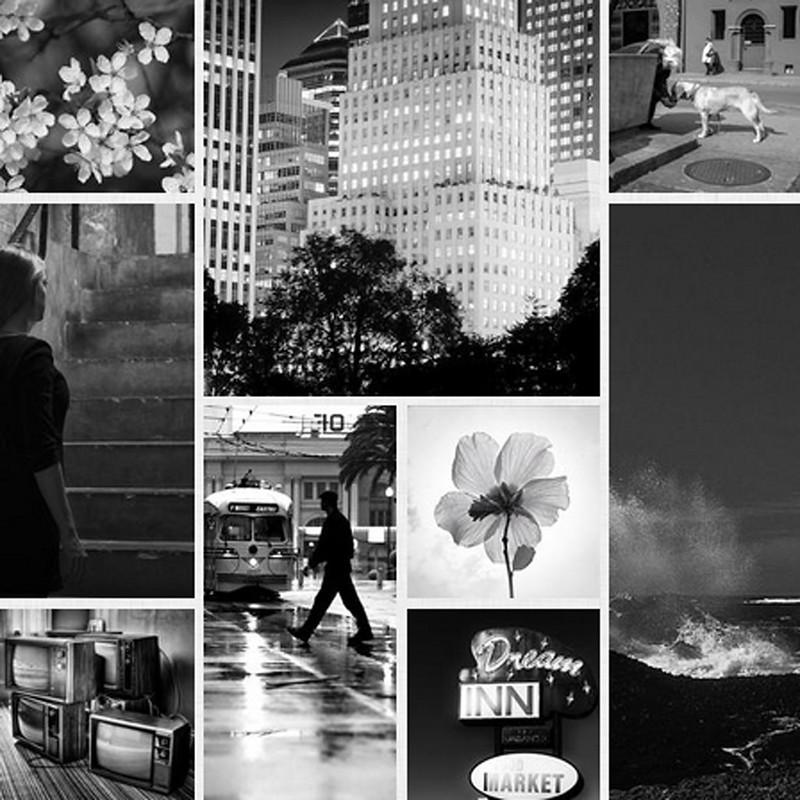 Color Escape ~ Black & White