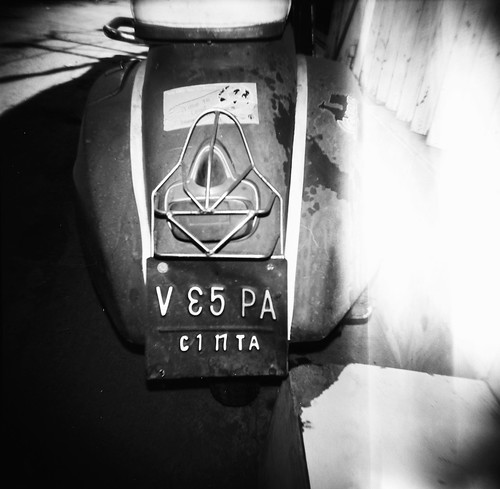 Vespa Cinta by Sapta Hudaya