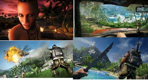 Far Cry 3 трейлер