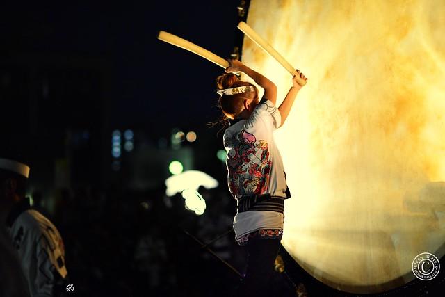 2012 Neputa Festival (Hirosaki Japan). © Glenn Waters.   弘前ねぷた
