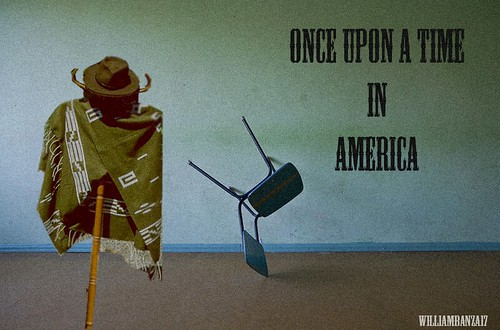 ONCE UPON A TIME IN AMERICA by Colonel Flick