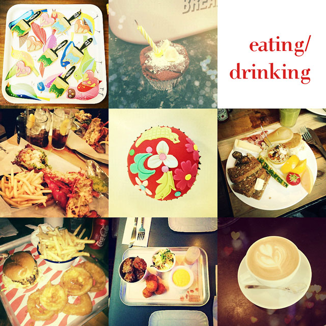 instagram blog post food eating