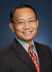 Dr. Shouan Pan, President of Mesa Community College