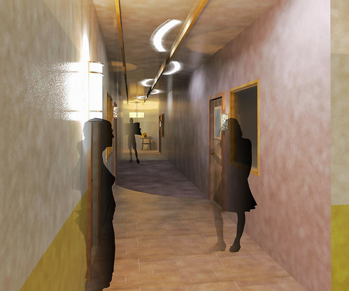 North Residential Hallway-final