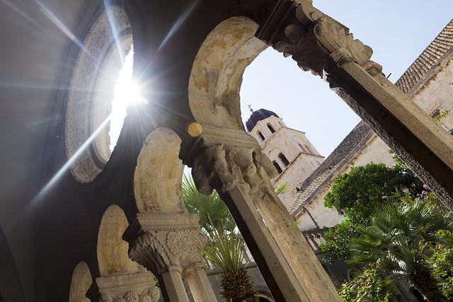 "Franciscan monastery - Dubrovnik - Croatia ""12"