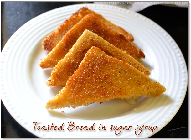 Shahi Tukra Recipe Recipe