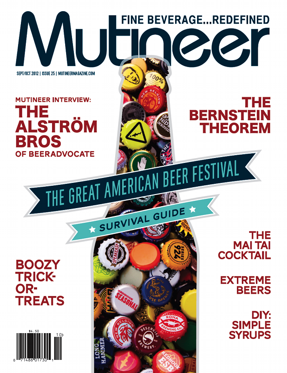 Mutineer Magazine Issue 25