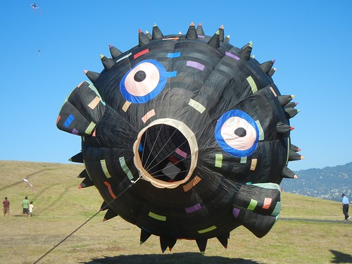 awesome giant kite!