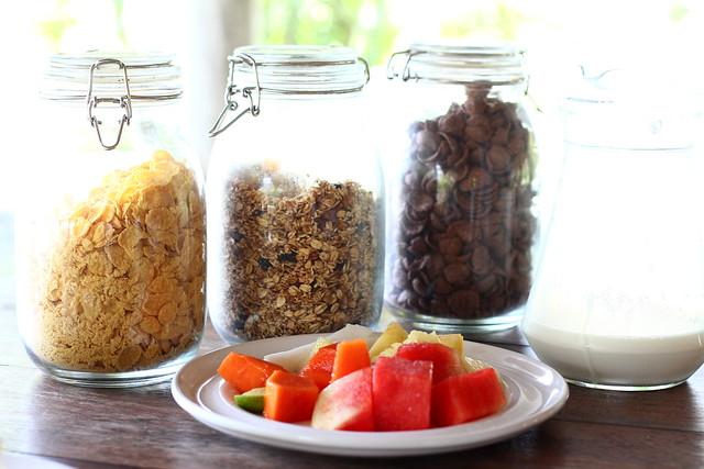 Nikoi Island: Cereals