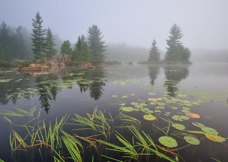 Quiet Bay, Matagamasi Lake