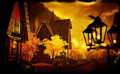 Pumpkin Town 2012