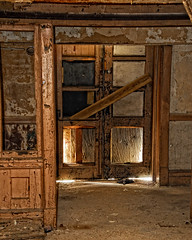 Abandonded Door