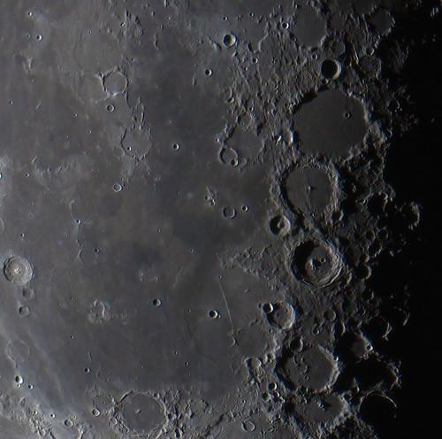 Ptolemaeus, Alphonsus, Arzachel et al. 080912 by Mick Hyde