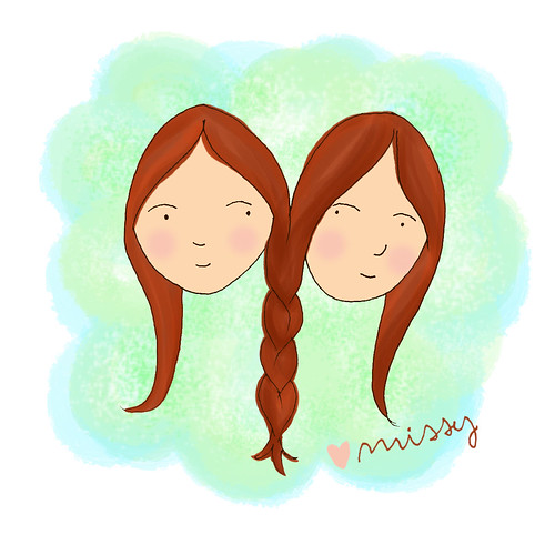 Illustration Friday - Identical