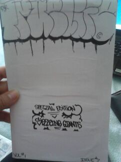 True Life Zine Issue 3 written by Duel Vandals at TrueLifeZine