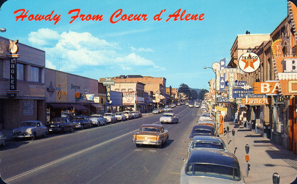 1000 images about old coeur d alene on pinterest