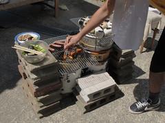 真福院野焼き陶芸パーティ (2012)