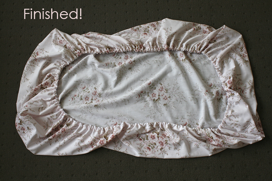 DIY Fitted Sheets