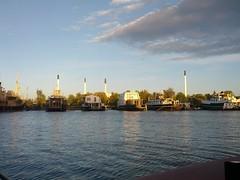 Houseboats in Copenhagen