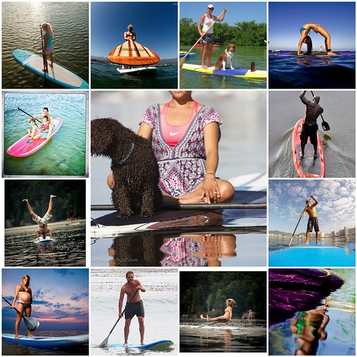 Things I Love Thursdays: Stand Up Paddling by DiPics