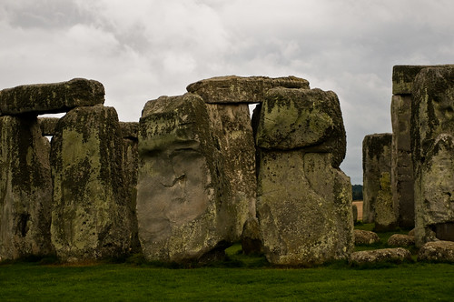 Stonehenge - A Part of the British Isles - 09-10-12