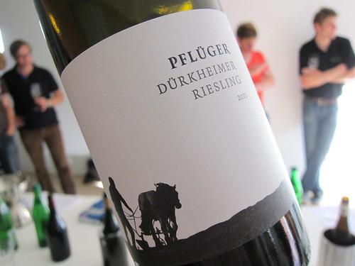 Riesling Weingut Pflüger